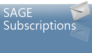 Subscribe SAGE Newsletters